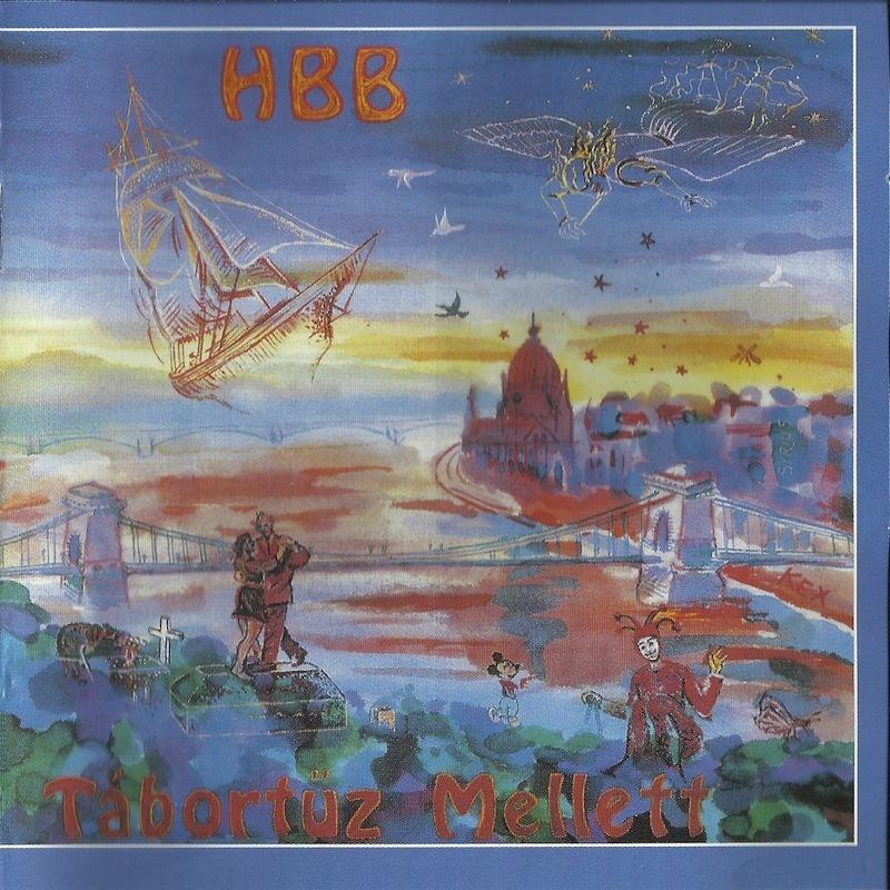 1990 – Tábortűz mellett