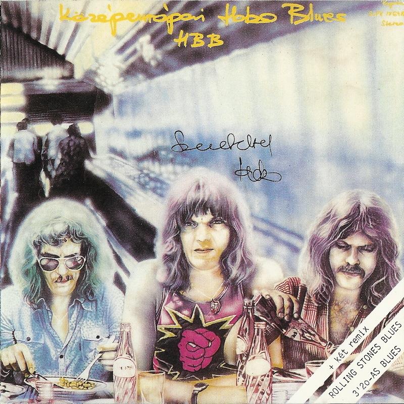 1980 – Középeurópai Hobo Blues